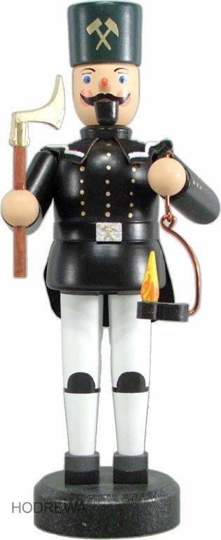 Räuchermann Sächsischer Bergmann in Paradeuniform HODREWA - 22cm