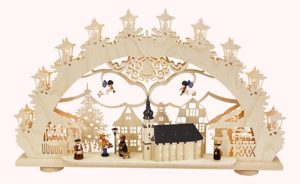 """3D-Lichterbogen """"Altstädter Weihnachtsmarkt"""""""