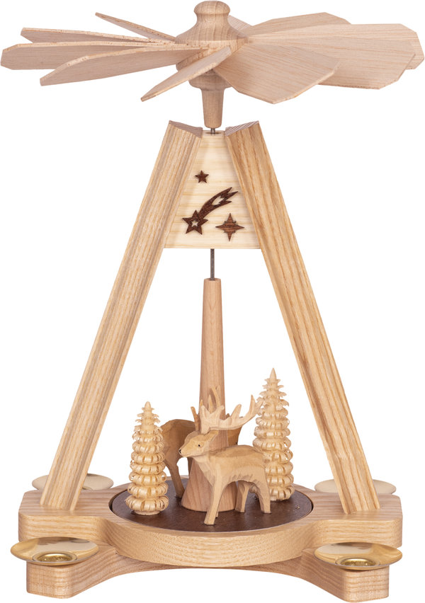 "Premium Tischpyramide ""Wald""  SAICO - 24 cm   (Kopie)"