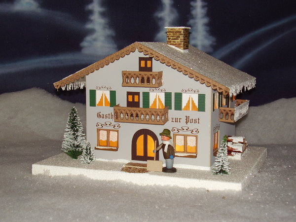 Lichterhaus Gasthaus zur Post 200