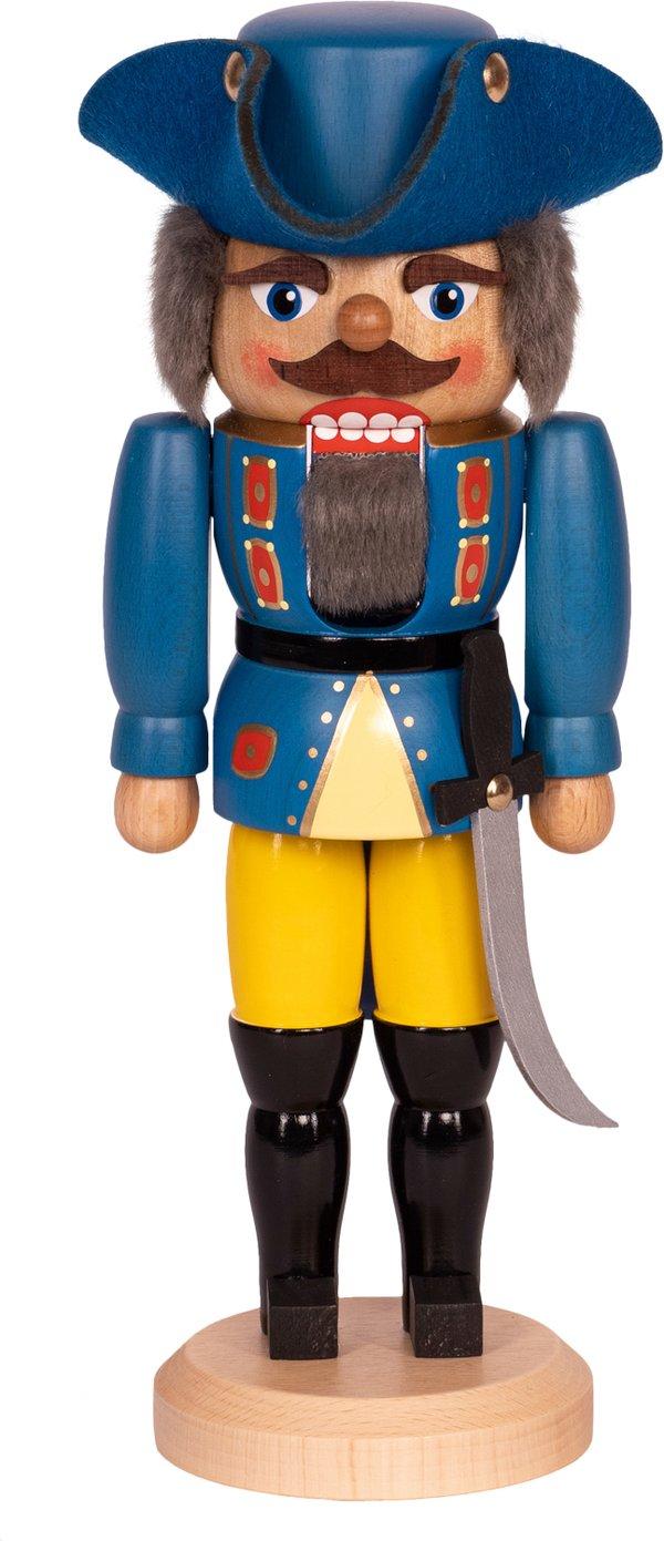 "Nussknacker ""General"" blau SAICO - 29 cm"