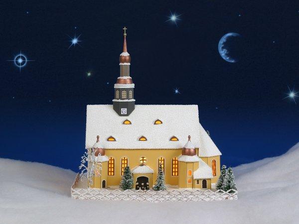 Lichterhaus Crottendorfer Kirche 407