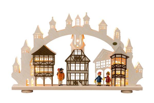 """3D-Lichterbogen """"Altstadt"""""""