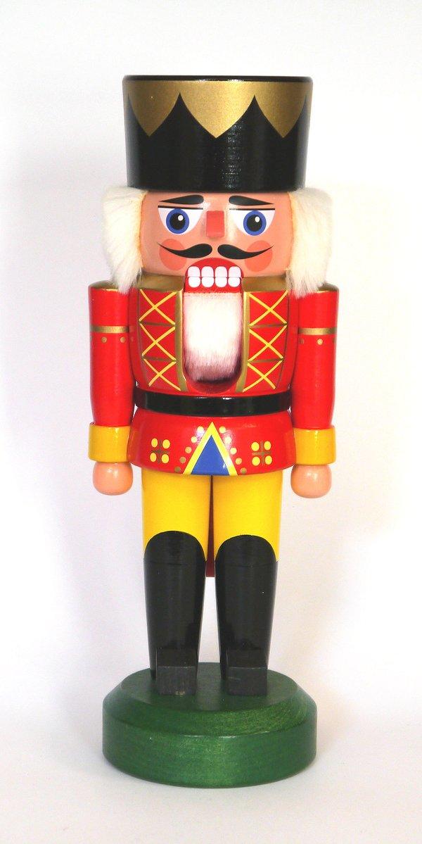 Nussknacker König HODREWA - 24cm