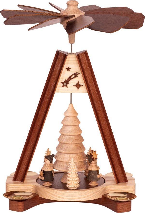 """Premium Tischpyramide """"Kurrende""""  SAICO - 24 cm"""