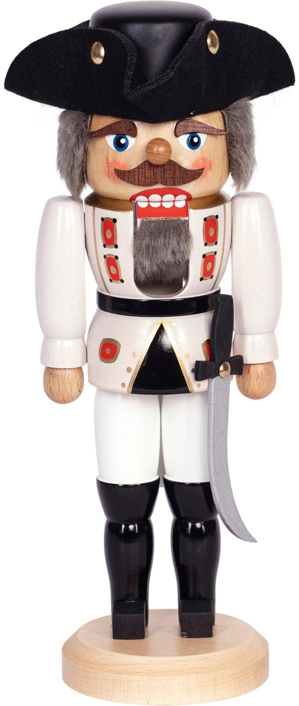 """Nussknacker """"General"""" weiß SAICO - 29 cm"""