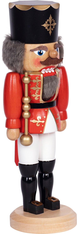 """Nussknacker """"König"""" rot SAICO - 29 cm"""