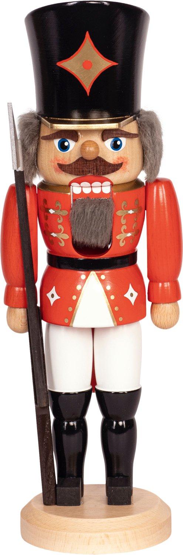 """Nussknacker """"Soldat"""" rot SAICO - 36 cm"""