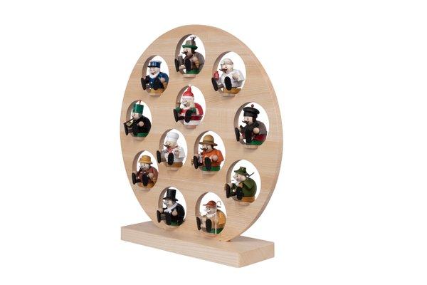 Display für Räucherfiguren - SAICO