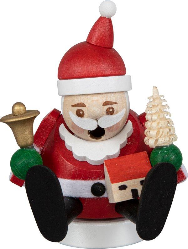 "Räucherfigur mini ""Weihnachtsmann"" SAICO - 8cm"