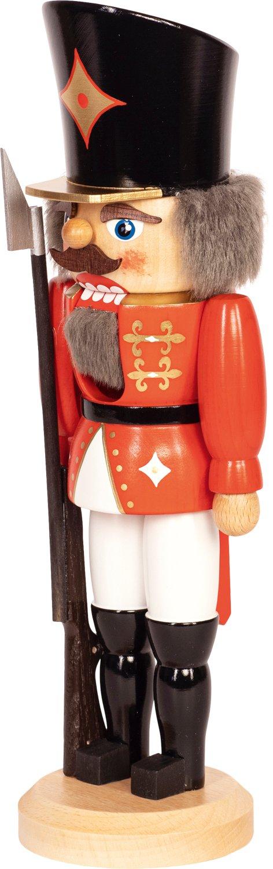 """Nussknacker """"Soldat"""" rot  SAICO - 29 cm"""